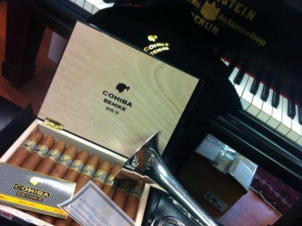 Cigars and Music
